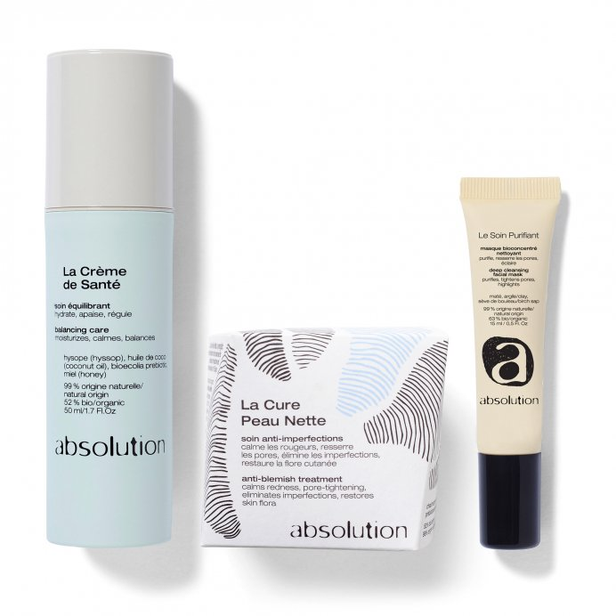 The Anti-Blemishes Skin Trio
