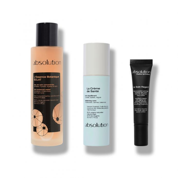 The Radiance and Eye Care Trio